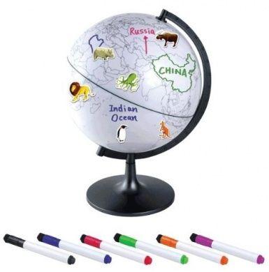 Colour My World Globe