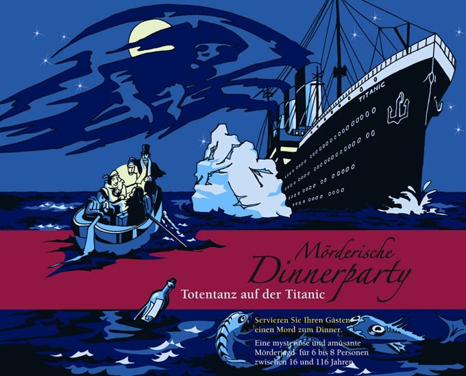 Totentanz auf der Titanic