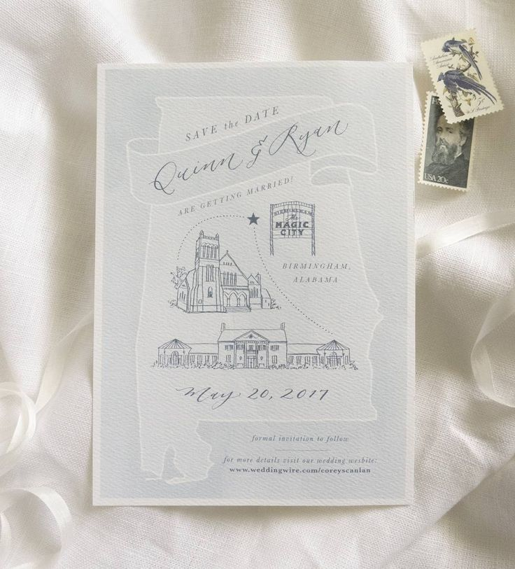 wedding invitations map%0A     Likes     Comments  Katie Roden