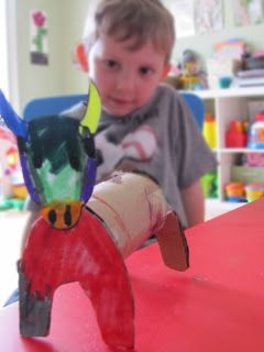 SOF: School Time Snippets: FIAR: The Story of Ferdinand - - make this bull!