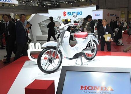 Honda Super Cup MejengdiTokyo Motor Show