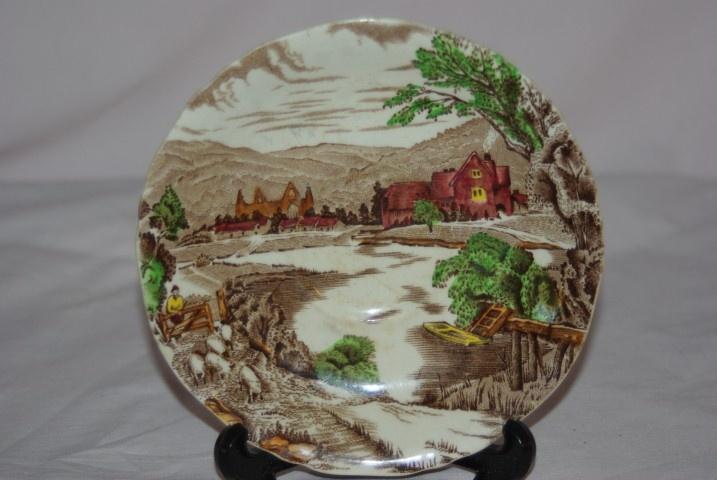 Tintern Old Farm Scene..$10 www.vintagemoi.com.au