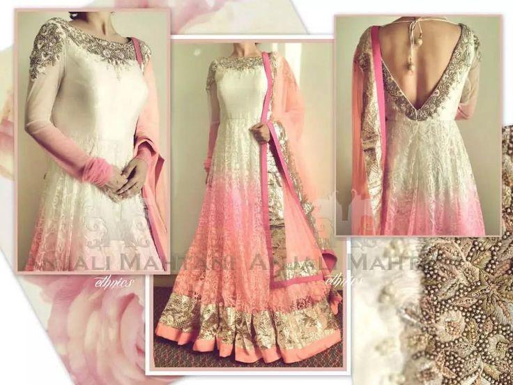 Latest Anarkali Suits Pishwas Dress Frocks 2015-16 Collection for Women | StylesGap.com