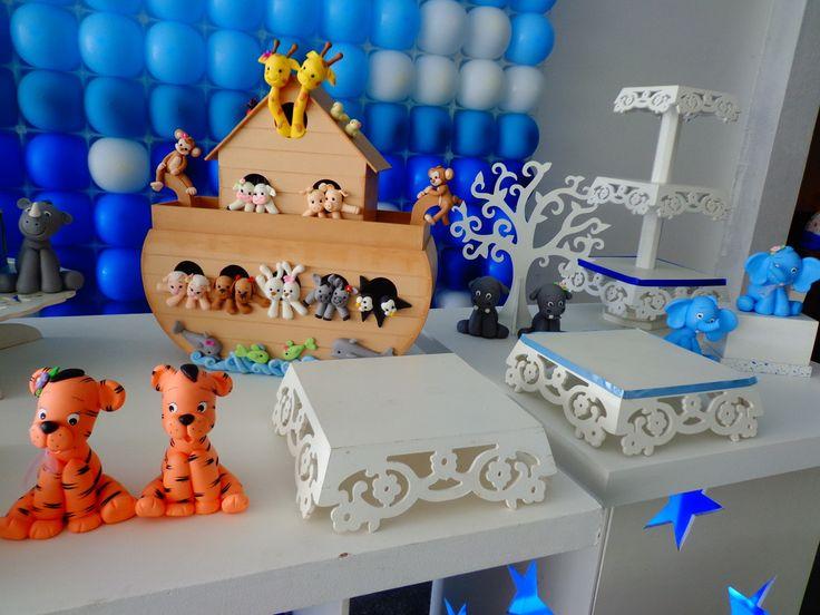 decoracao-provencal-arca-de-noe-decoracao-arca-de-noe-diferente-decoracao-provencal-com-biscuit.jpg (1200×900)