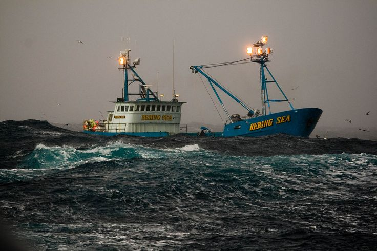 106 best alaska commercial fishing pics images on for Bering sea fishing