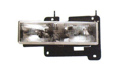 chevrolet tahoe headlight action crash gm2502101r Brand:Action Crash Part Number: chetahoe/GM2502101R Category:Headlight Condition:New Price:101.05 Shipping:free(ground) Warranty:2years Description: REMANUFACTURED DRIVER SIDE HEAD LIGHT ASSEMBLY, COMPOSITE STYLE, HLAMP ASM;LH;88-02 CHEV PU/BLZ, 92-99 SUBURBAN