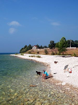 Door County: 16 Highlights of Door County, WI. Ideas for our summer vacation!