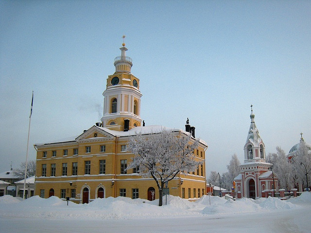 Hurmaava Hamina, Finland by mikkohei, via Flickr