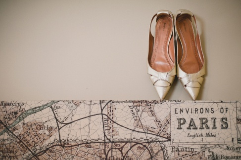 Vintage Shoes | Tara Lilly Photography