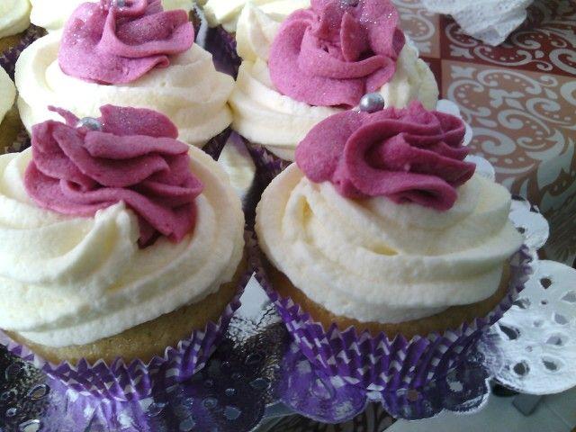 Cupcakes con mascarpone