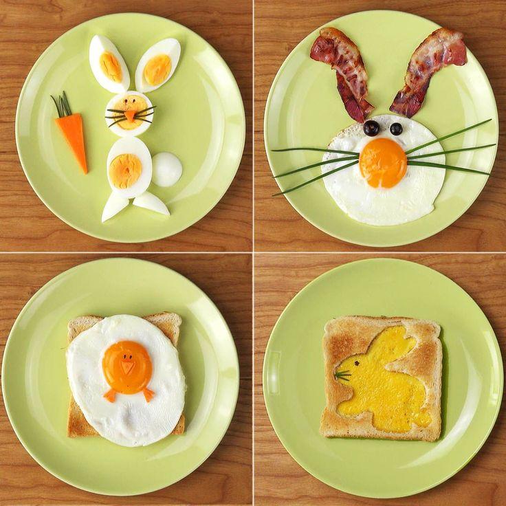Falls du noch nach einer Idee für das Oster – Frühstück suchst: du hast sie gerade gefunden! Hier sind 4 bezaubernde Ideen für das österliche Frühstück in gemütlicher Runde.
