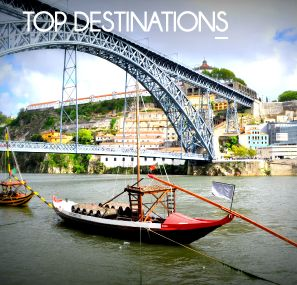 Porto, Portugal is the 2014 European Best destination ! according to European Consumers Choice