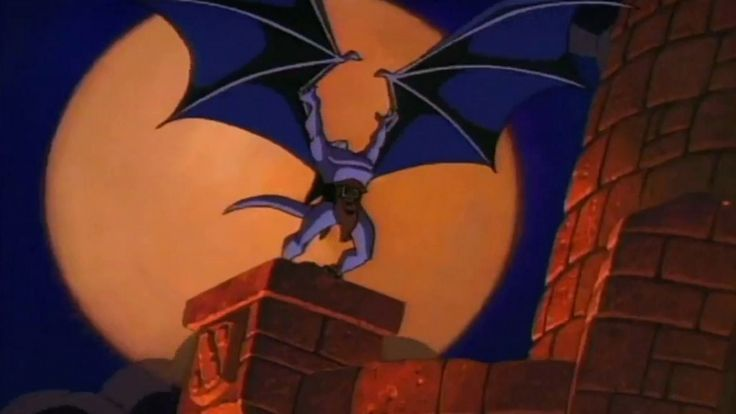 Old '90s TV shows we still love and watch today: Gargoyles