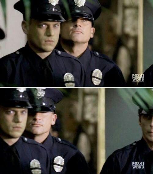 Dang. Michael and Lincoln. Prison Break.