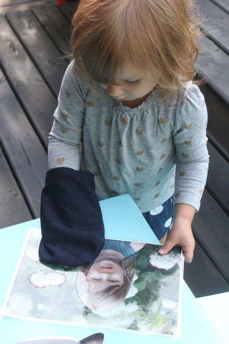 Reusable Dry Erase Funny Face Photo DrawingsMama. Papa. Bubba.