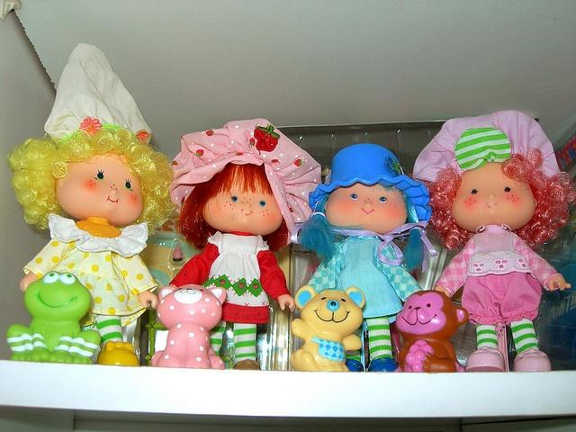 Strawberry Shortcake And Her Friends Names | www.imgkid ...