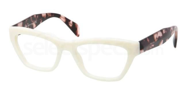 Prada PR 14QV Designer Prescription Glasses - Free Lenses & Delivery - Available at #SelectSpecs