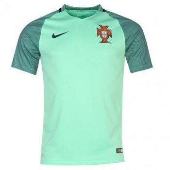 Portugal 2016 Bortatröja Kortärmad   #Billiga  #fotbollströjor