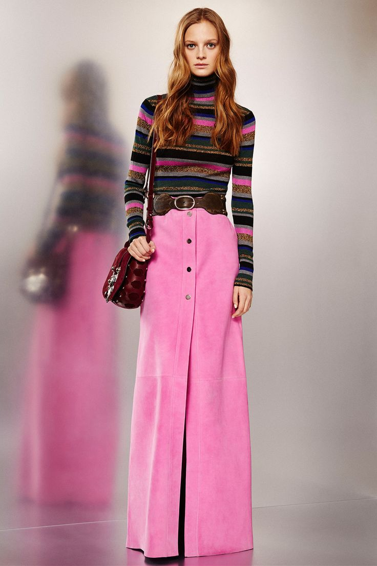 Best ideas to stay cozy amp look stylish in winter fashion amp trend - Emilio Pucci Pre Fall 2015 Look 12 Of 48