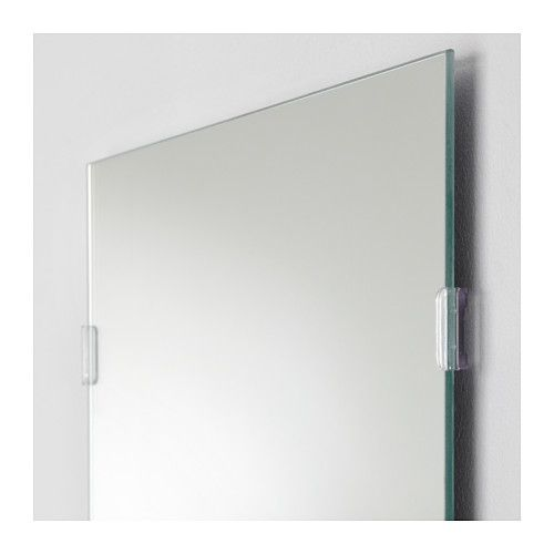 1000 ideas about miroir ikea on pinterest coiffeuse for Miroir a coller ikea