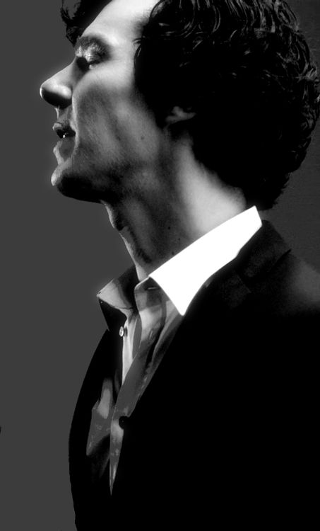 Sensuality that kills!!! | Cumberneck goodness......Yum! | @moriartysskull.tumblr.com/