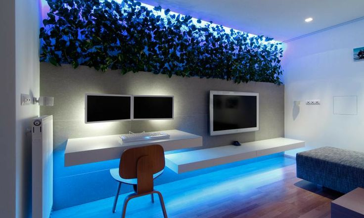 ideas luxury apartment Slovakian Apartment Jazzed Up With LED Lighting  by Rudolf Lesňák