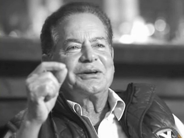 Salim Khan Talks About Why His Son Salman Is Not Getting Married http://www.ndtv.com/video/player/the-boss-dialogues/salim-khan-talks-about-why-his-son-salman-is-not-getting-married/333723