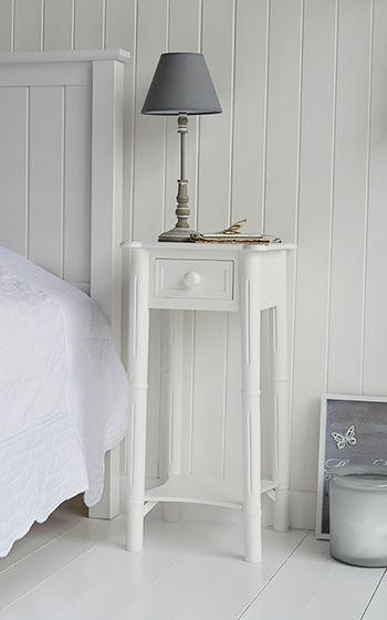 Slim Bedside Tables: 18 Best Slim Narrow Bedside Tables Images On Pinterest