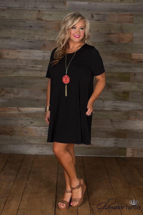 carson est une base essentielle - robe simple, d'été!cette simple, robe une ligne 83b849