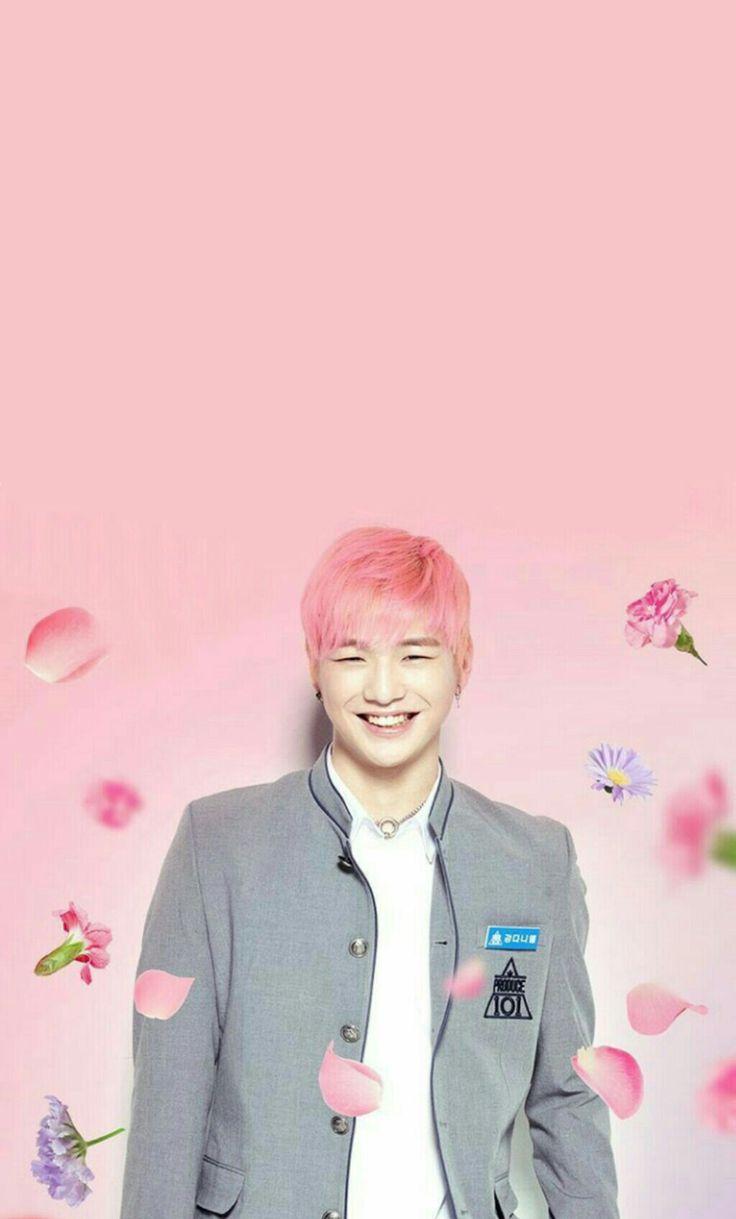 Wallpaper Kang Daniel Produce 101 Season 2 MMO Entertaiment 강다니엘