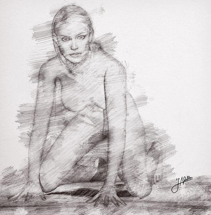 «La bella misteriosa» de Joaquin Abella