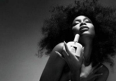 Erykah Badu for Tom Ford's scent White Patchouli