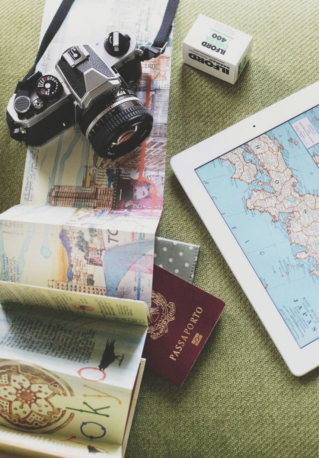 What to do if your passport gets stolen abroad