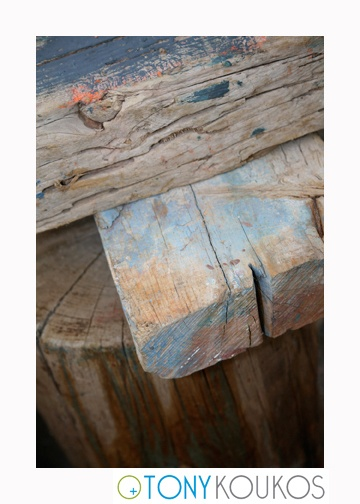 wood, stacked, woodgrain, paint, soft, dodecanese islands, greece, Tony Koukos, Koukos
