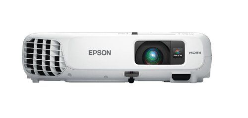 Epson Ex6220, Wxga Widescreen Hd, 3000 Lumens Color Brightness, 3000 Lumens White Brightness, 3Lcd Projector, 2015 Amazon Top Rated Projectors #CE