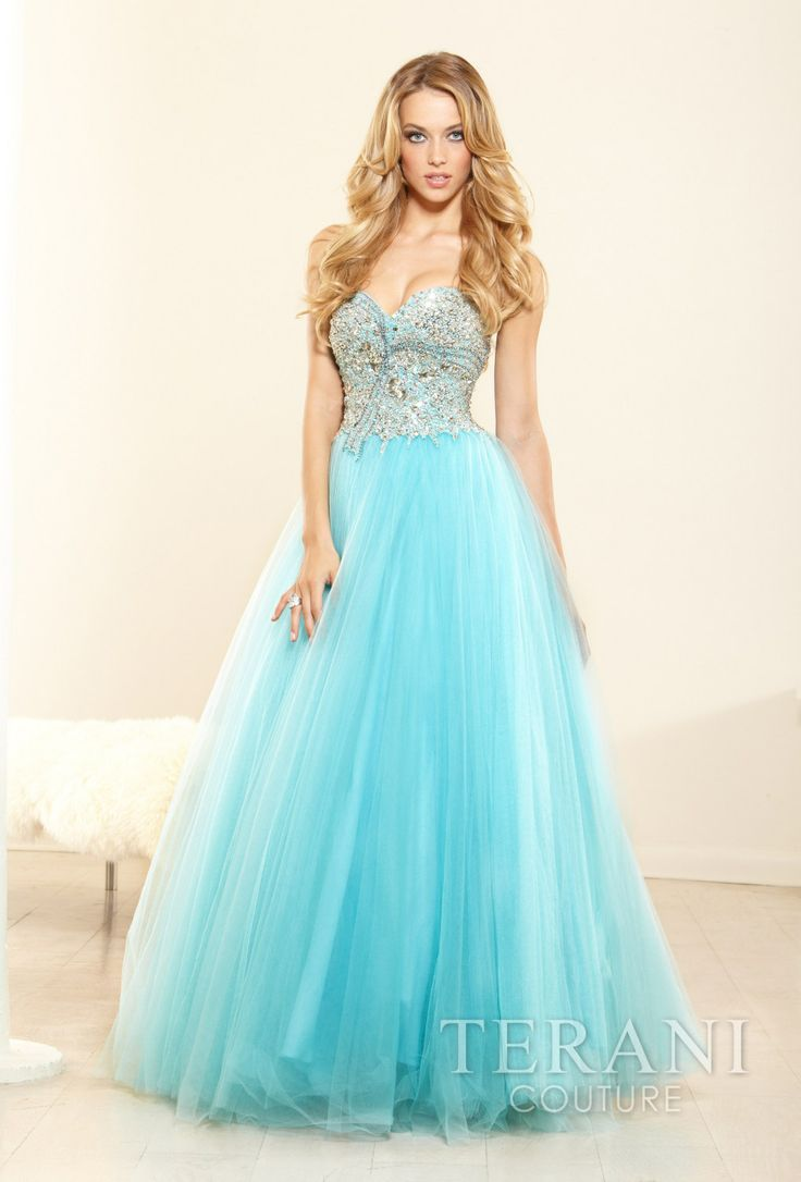 105 best Terani Couture 2014 Collection images on Pinterest   Party ...