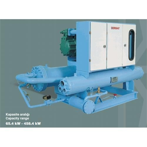 Reciprocating Compressors - Water Cooled Water Chillers