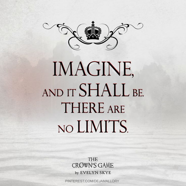 """(dejamallory)From """"The Crown's Game"""" by Evelyn Skye. Tags: #quotes #book #bookquotes , quotes , imagine"""