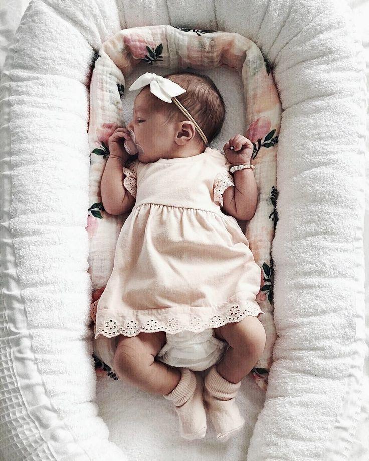 So Tiny Baby Girl Clothes Love Sleep