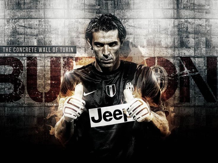 Gianluigi Buffon Juventus 2012-2013 HD Best Wallpapers