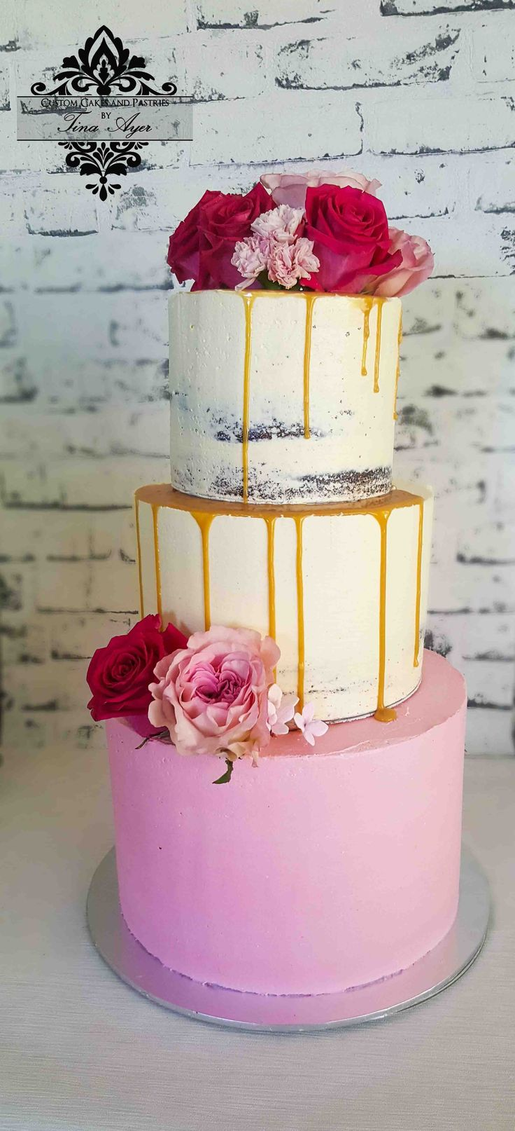 80 best Custom Cakes and Pastries by Tina Ayer images on Pinterest ...