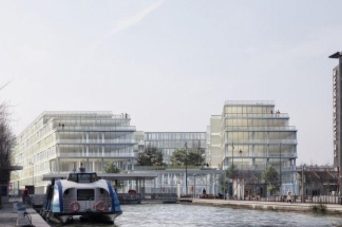 Bateg (mandataire) et CBC, filiales de VINCI Construction France, réaliseront le futur siège social de Veolia Environnement à Aubervilliers (Seine-Saint-Denis). Situé en bordure du canal Saint-Denis, le projet d'une surface de 45 877 m² s'implante dans un véritable « quartier de ville ».
