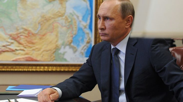 Putin: Downing of Russian jet over Syria stab in the back by terrorist accomplices #Russia, #Syria, #Jet