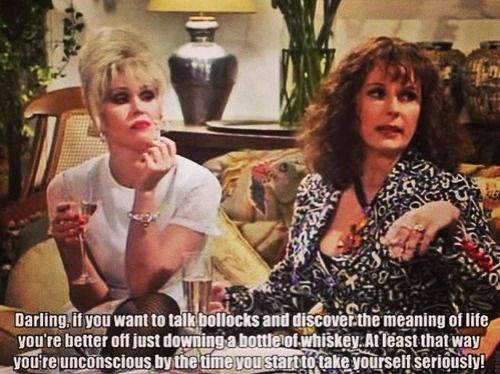 ae94df4372d943d7f62f8fad4a9982c7 patsy stone meaning of life 526 best ab fab images on pinterest absolutely fabulous, joanna,Ab Fab Birthday Meme