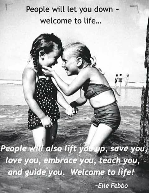 Embrace Life ⛦ ⛦ ⛦ •WL2L•