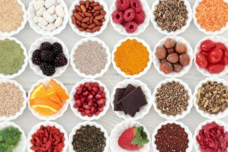 10 alimentos antioxidantes que previnem câncer e excesso de peso