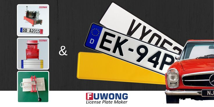 How to choose number plate machine to get your show plates business started. Check it out to find best number plate machine solution for custom show plates.