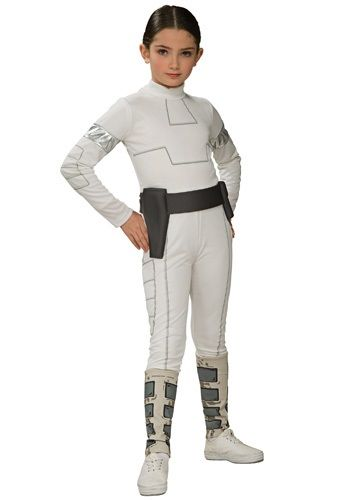 Girls EP2 Padme Costume - Female Star Wars Costumes for Kids