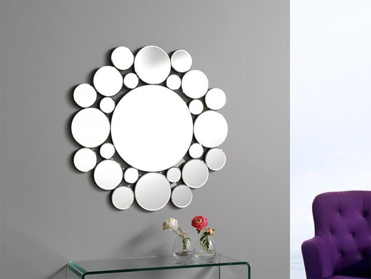 Modern Mirror design to change the ambience of any room. #mirror #Design #decor See more about http://memoir.pt/