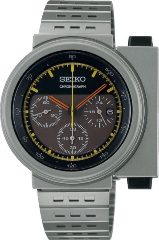 Seiko X Giugiaro SCED035 (Aliens Watch Replica) ($260)